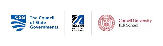 CSG, Umass and Cornell logos